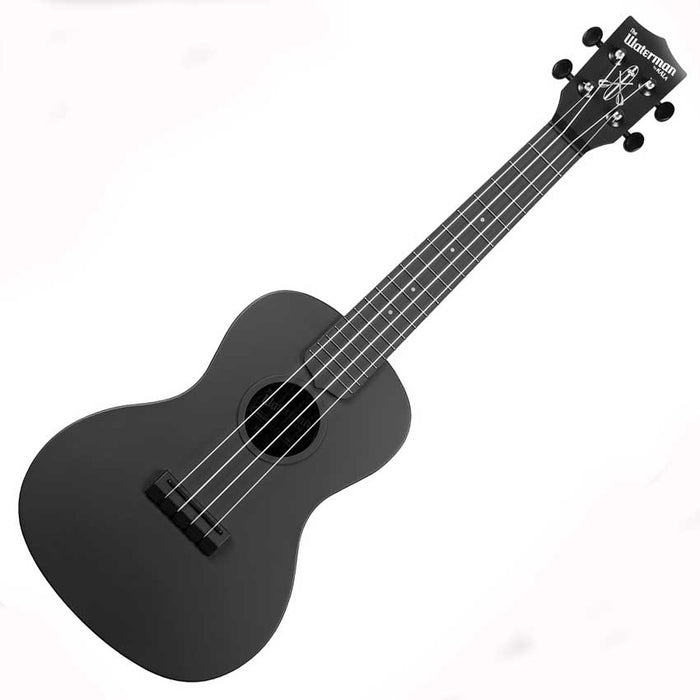 Kala Waterman Ukulele Black