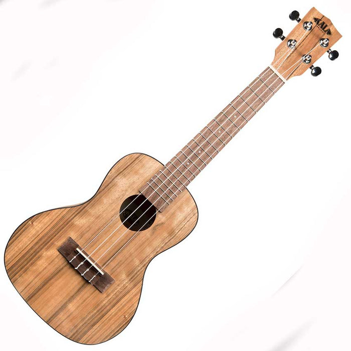 Kala KA-PWC Pacific Walnut Series Concert Ukulele - Natural