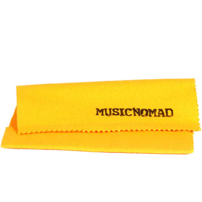 Music Nomad - 100% Flannel Polishing Cloth