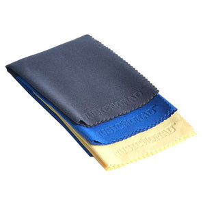 Music Nomad - 3 Suede Polishing Cloth Pak