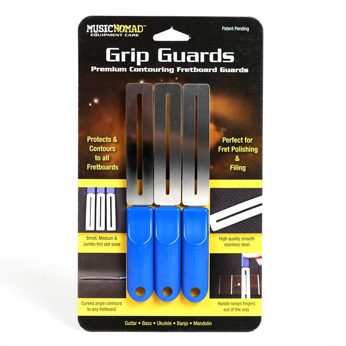 Music Nomad - Grip Guards 3 Fret Guard