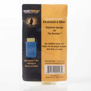 Music Nomad - Humid-i-Bar Replacement Sponge