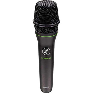 Mackie EM-89D Cardioid Dynamic Vocal Microphone
