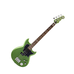 Reverend Guitars Mike Watt - Wattplower MKII - Emerald Green