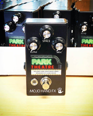 MojoHand FX Park Theatre Delay/Reverb Effects Pedal
