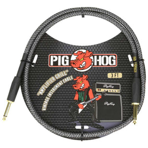 "Pig Hog 3ft ""Amp Grill"" Patch Cable"