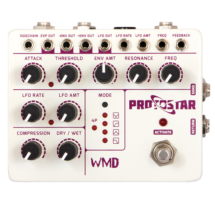 WMD Effects Protostar Interstellar Envelope Filter