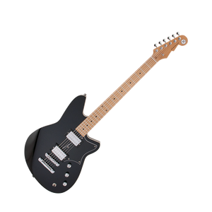 Reverend Guitars Descent RA - in Midnight Black