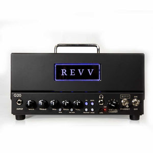 Revv Amplification G20 20/4watt Tube Guitar Amp Head