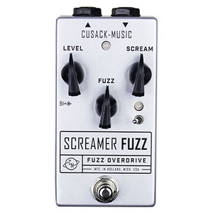 Cusack Music - Screamer Fuzz Pedal