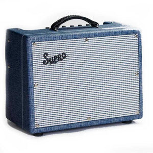 "Supro Amps Tremo-verb 1622RT 1x10"" Combo"