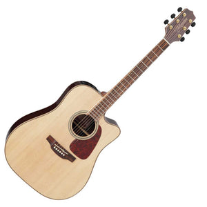 Takamine GD93-NAT Cutaway Dreadnought Acoustic/Electric Guitar