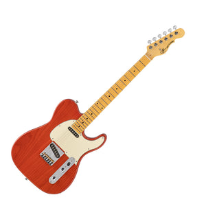 G&L Guitars Tribute Series ASAT Classic Clear Orange