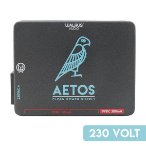 Walrus Audio Aetos (8-output) Clean Power Supply 230V