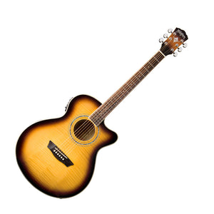 Washburn Festival EA15 Mini-Jumbo Acoustic/Electric Guitar