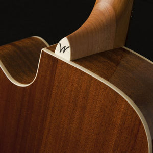 Washburn Guitars Harvest WD7SCE-A Acoustic-Electric Guitar