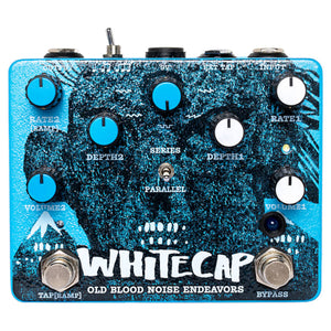 Old Blood Noise Endeavors Whitecap Asynchronous Dual Tremolo
