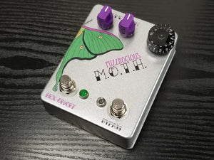 Fuzzrocious Pedals The Moth