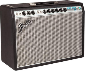 Fender '68 Custom Deluxe Reverb Reissue All-tube Guitar Amplifier 120v