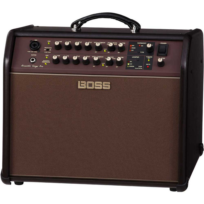 Boss Acoustic Singer Pro 120W Acoustic Combo Amplifier