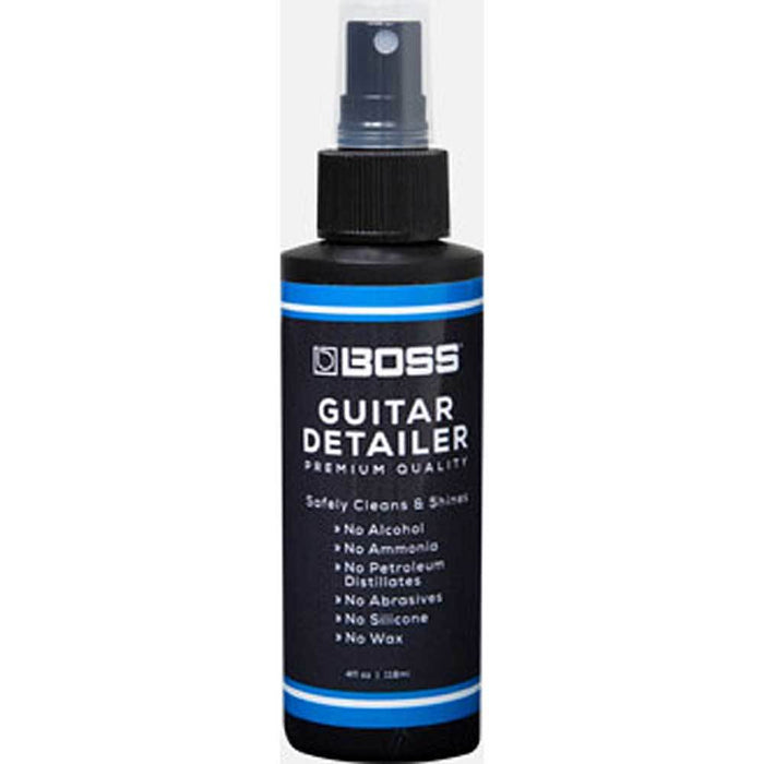 Boss Guitar Cleaner and Detailer