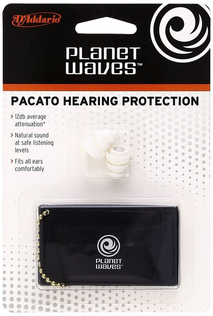 D'Addario Planet Waves Pacato Ear Plugs Practice Aid
