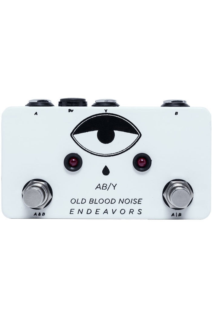 Old Blood Noise Endeavors AB/Y Line Switcher