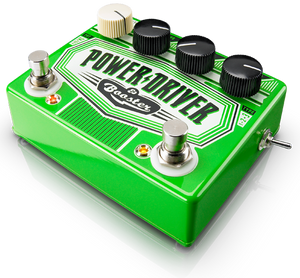 Dr No Effects Powerdriver/Booster NOS