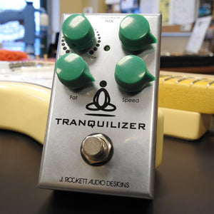 J. Rockett Audio Designs Tranquilizer Phaser Effects Pedal