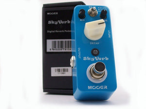 Mooer Pedals USA  SkyVerb Digital Reverb  Micro Effects