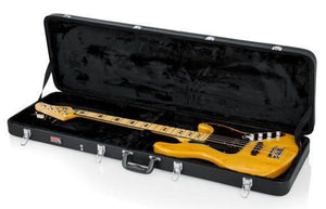Gator Cases Economy Wood Case - Electric Bass Guitar Case