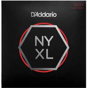 D'Addario NYXL 12-54 Nickel Wound Electric Strings .012-.054 Heavy
