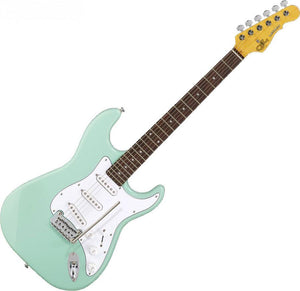 G&L Guitars Tribute Series Legacy in Surf Green w/Gig Bag