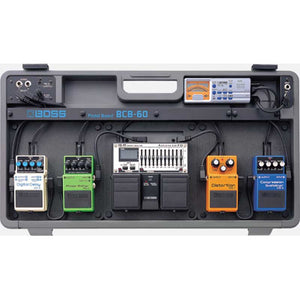 Boss BCB-60 Pedal Board & Case