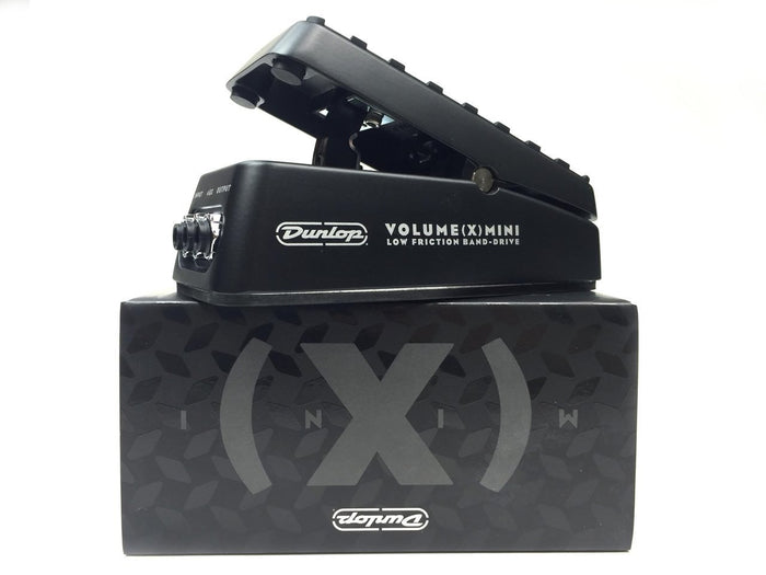 Dunlop Volume X Mini Volume and Expression Pedal