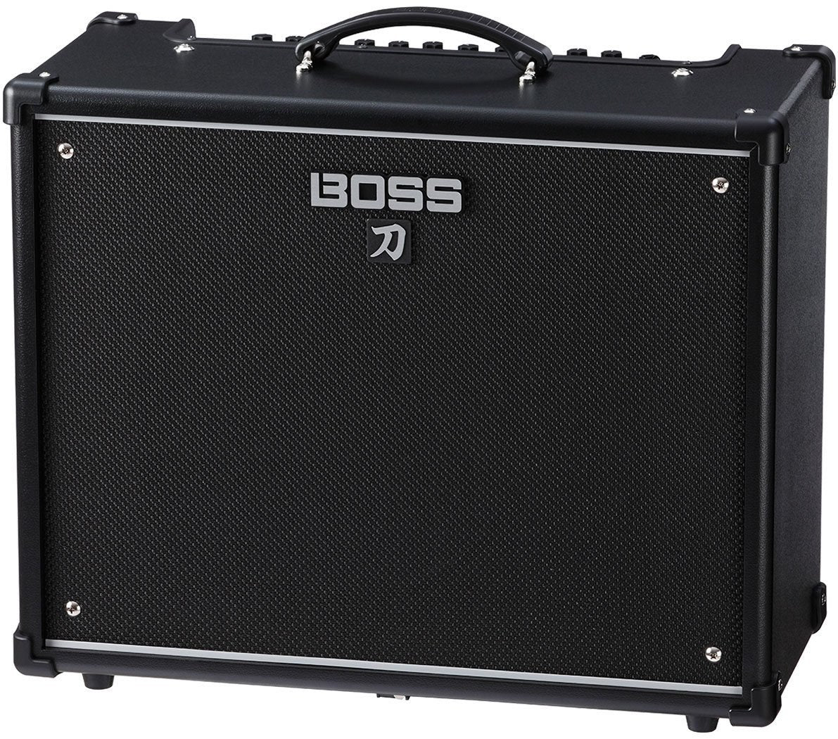 boss katana 100 combo 1x12 electric guitar amplifier flipside music. Black Bedroom Furniture Sets. Home Design Ideas
