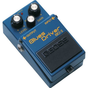 Boss BD-2 Blues Driver Overdrive Guitar Effects Pedal
