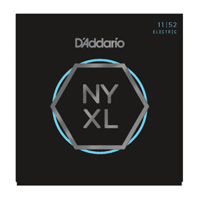 D'Addario NYXL 11-52 Electric Guitar String Set