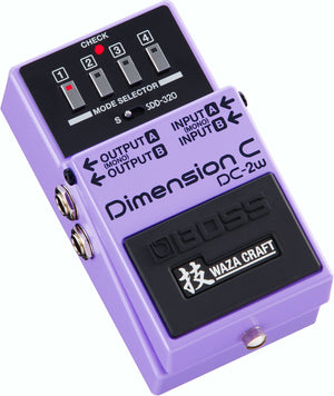 Boss DC-2w Waza Craft Dimension C  Effects Pedal