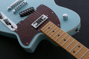 "Reverend Guitars ""Buckshot"" Chronic Blue Electric Guitar"