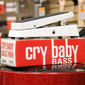 Dunlop 105Q Cry Baby Bass Wah Pedal