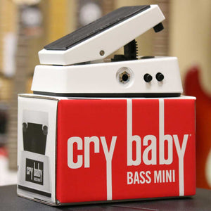 Dunlop Cry Baby Bass Mini Wah Pedal