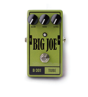 Big Joe Stomp Box Co. Tube B-301 Overdrive