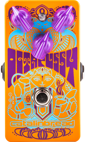 Catalinbread Octapussy Fuzz Octavia-style Distortion Pedal