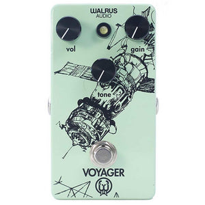 Walrus Audio Voyager Overdrive Effects Pedal