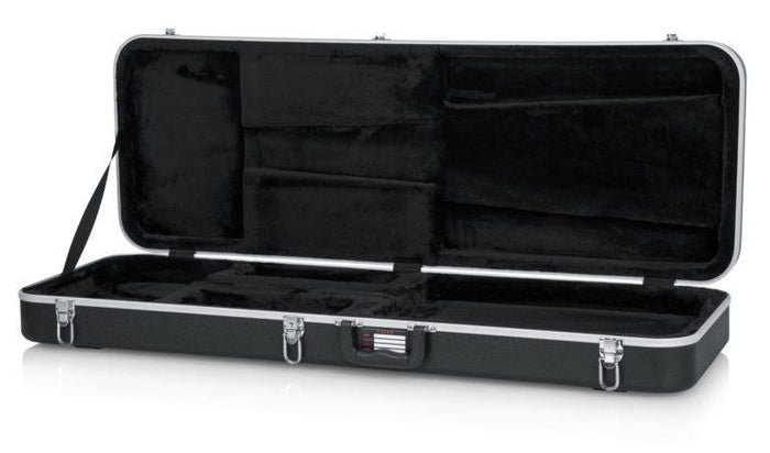 Gator Deluxe Molded ABS  Electric Guitar Case, Extra Long