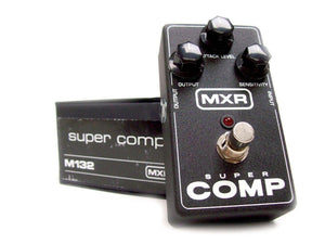 MXR M132 Super Comp Compression Pedal