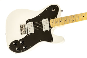 Squier Guitars Vintage Modified Telecaster Deluxe w/Wide-Range Humbuckers 6-String Electric Guitar