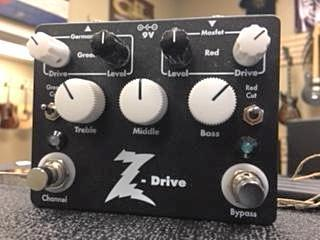Dr. Z  Overdrive Z-Drive Pedal