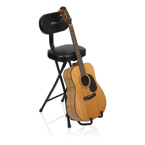 Gator Frameworks  Acoustic Guitar Stand and Seat
